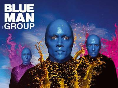 30% OFF Blue Man Group Discount Show Tickets Las Vegas Luxor Blueman 2019