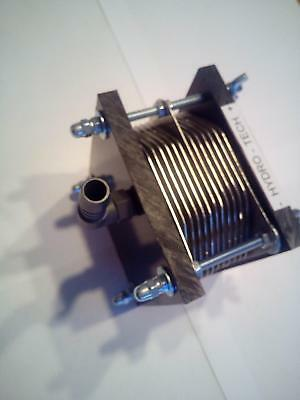 Hydrogen Generator Hho Dry Cell  13 Plate