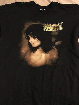 "Ozzy Osbourne ""Theatre of Madness"" 1992 Rare Vintage T-shirt - XL"