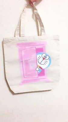 DORAEMON ドラえもん Canvas Tote Bag From Japan