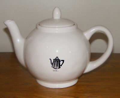 "Rae Dunn Teapot - ""Tea"" Artisan Collection by Magenta, New!"