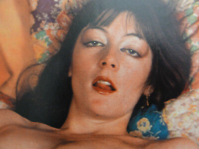 Cosey Fanni Tutti Magazine Action In Piccadilly International. Throbbing Gristle