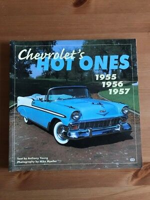 Chevrolets Hot Ones Chevrolet Chevy Bel Air 1955 1956 1957