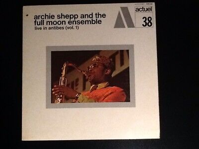 Archie Shepp And The Full Moon Ensemble Vol.1