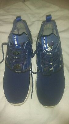 9e97fc863 ADIDAS ZX 8000 Size 9 UK Blue Boost - EUR 31