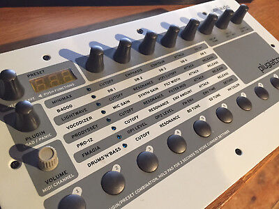 use audio plugiator - Synth-Modul, DSP SYNTHESIZER, Minimax, B4000, Lightwave