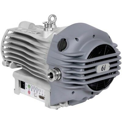 New! Edwards nXDS6i dry scroll pump, one year warranty