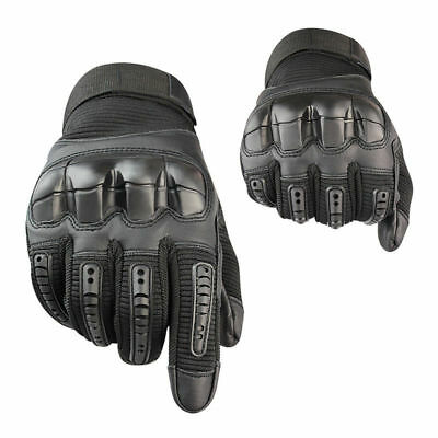 Motorcycle Protective Gloves Touch Screen Winter Warm Outdoor Windproof Rider