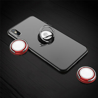 Mobile Phone Holder Finger Ring Stand Holder Phone Bracket For iPhone X Galaxy 8
