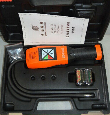 Refrigerant Gas Leak Detector CT-CPU05 Real-time Sensitivity Adjust
