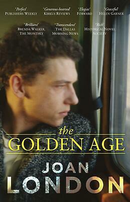 The Golden Age by Joan London Paperback Book Free Shipping!