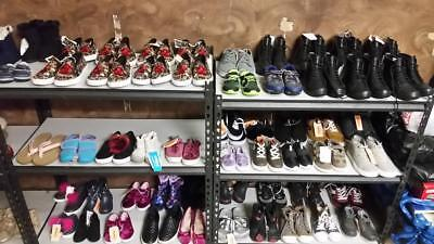 Kids Designer Shoes Deal *infant/toddlers/big Kids *mix Size & Style *10 Pairs!!