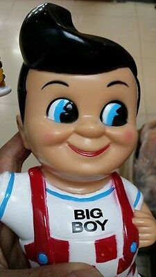"Big Boy Coin Bank Funko 1999 Mint Condition New 8"" Tall"