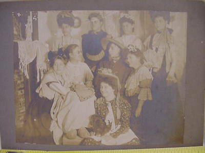 """1890's """"ladies of the night"""" """"spoiled doves"""" photo"""