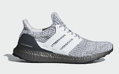 {Bb6180} Men's Adidas Originals Ultra Boost 4.0 Oreo Shoe White/black *new!*