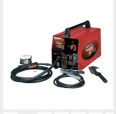 Lincoln Electric Welder Weld Pack HD Feed 20 Amp 115v Welding Machine K2188-1