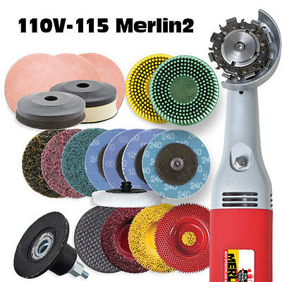 Deluxe  Merlin 2  Woodcarving Tool Worlds Smallest Chain Saw #10111 Save $46.00