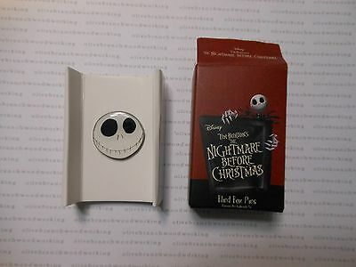Disney Loungefly Hot Topic JACK FACE HEAD Nightmare Before Christmas Mystery Pin