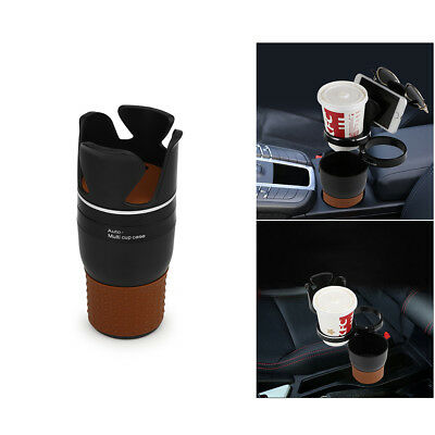 Auto Multi Cup Case Organizer Phone Holder Car Drink Bottle Gadget Storage US