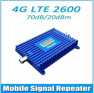enhances Internet with 4G LTE repeater 2600 Mhz the best booster 4G 20db/m