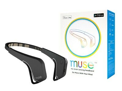 InteraXon Muse Schwarz EEG Headband