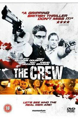 The Crew (2008) NEW PAL Cult DVD Scot Williams