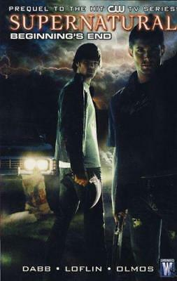 Supernatural: Beginning's End, Dabb, Andrew, Good Condition Book, ISBN 978085768
