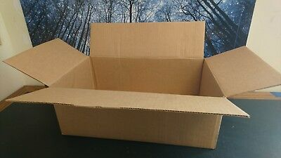 Shipping Boxes 18x11x7 Many Sizes Available with Auto Bottom