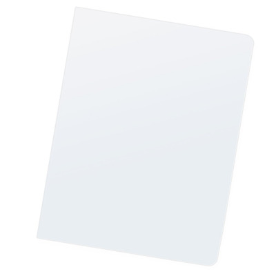 TruBind 5 Mil 8-3/4 x 11-1/4 Inches PVC Binding Covers, Pack of 100, Clear (CVR-