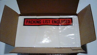 "Packing List Envelope,10"" x 5-1/2"", 250 pack, $19.99 +FREE SHIPPING!"