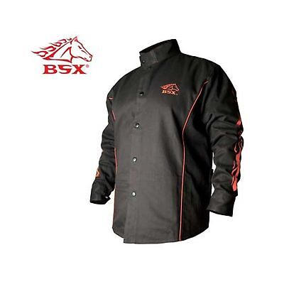 Revco Bsx Welding Jacket As Shown Large