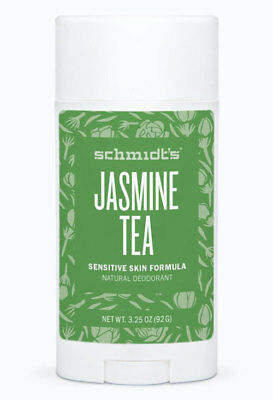 Schmidt's Natural Deodorant Jasmine Tea Sensitive Skin