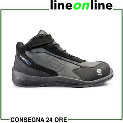 Safety shoes Sparco Racing Ages NRNR S3 SRC