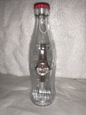 COCA COLA Watch in Coke Bottle