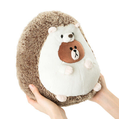 [LINE FRIENDS] 2018 New Edition NEEDLE BROWN 28cm / 11inch Free Tracking