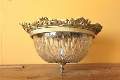 Vintage Gold French style  Ceiling light.
