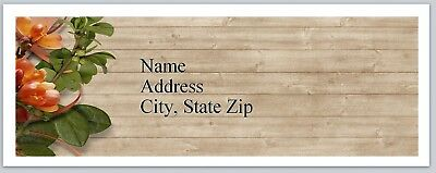 Personalized Address labels Pretty Roses Border Buy 3 Get 1 Free bo 352