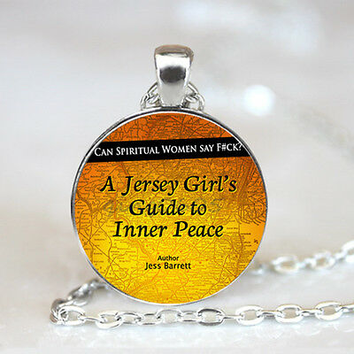 Spiritual as photo Glass Dome Tibet silver Chain Pendant Necklace,Wholesale