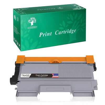 TN450 Toner Cartridge For Brother HL-2270DW 2280 MFC-7360N MFC-7460DN MFC-7860DW