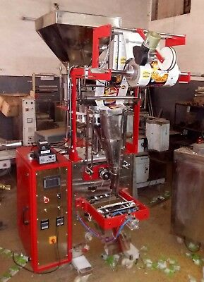 Puff corn packaging machine