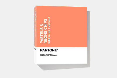 PANTONE Plus GB1504 Pastels and Neons Chips Coated & Uncoated