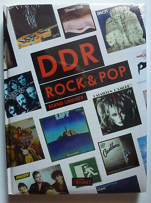 DDR Rock & Pop Buch (Puhdys, Silly, Lift, City...)