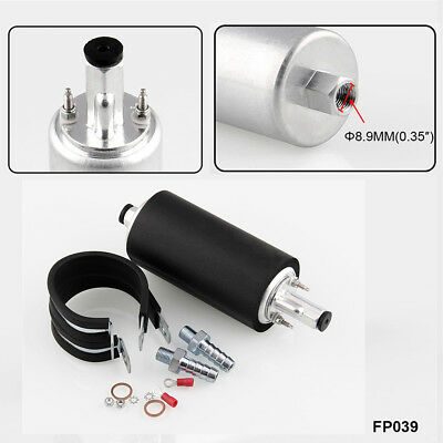 Car Electric Fuel Pump for Ford Replacing Walbro GSL392 Fuel Injection 15mm IN