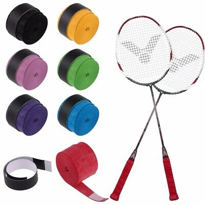 Tennis Racket Anti Slip Over Grip Tape- Sports Badminton Squash Racquet Handle