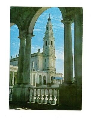 Portugal - Fatima, A Basilica e as Arcades - Picture Postcard