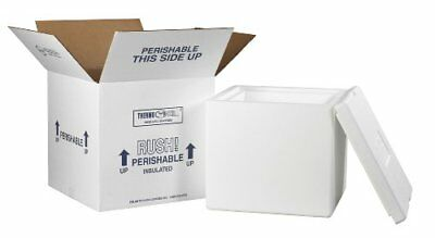 """Aviditi 230C Insulated Shipping Containers, 12""""L x 12""""W x 11 1/2""""D"""