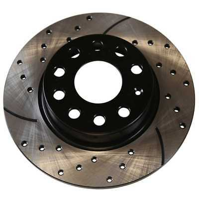 New Front Right Performance Rotor Fits Audi A3 and Volkswagen Jetta