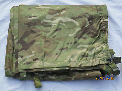Tarnplane,MTP,Shelter Sheet GS,Tarp,Basha,Notzelt,Multicam,Prepper,Bushcraft,BAG