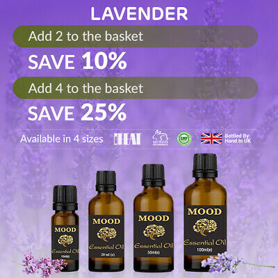 Lavender Essential Oil Aromatherapy Essential Oils Natural Pure Organic