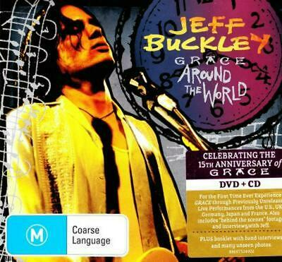 Grace Around the World - Jeff Buckley Compact Disc Free Shipping!